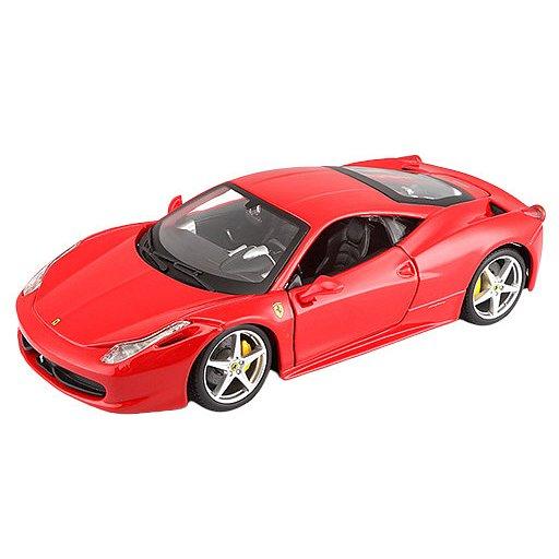 1:24 Ferrari Italia Red
