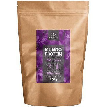 Allnature Mungo protein 80% BIO 200g