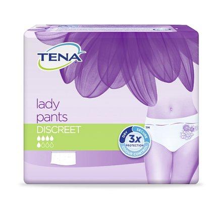 Inkontinenční kalhotky TENA Lady Pants Discreet Large 10ks