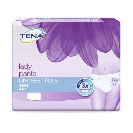 Inkontinenční kalhotky TENA Lady Pants Discreet Plus M 12ks