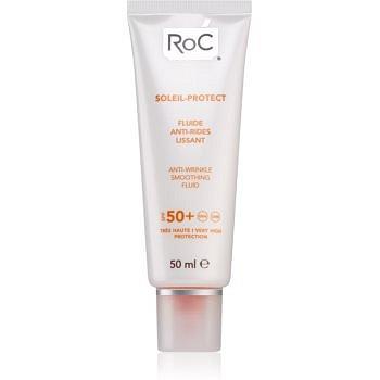 RoC Soleil Protect ochranný fluid proti vráskám SPF 50+ 50 ml