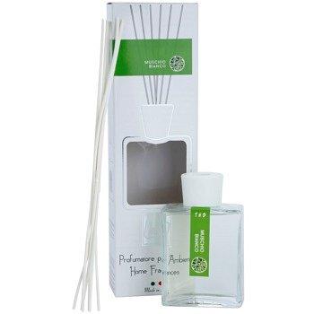 THD Platinum Collection Muschio Bianco aroma difuzér s náplní 200 ml
