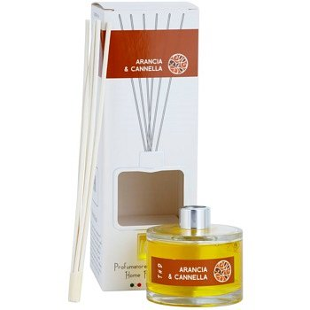 THD Platinum Collection Arancia & Cannella aroma difuzér s náplní 100 ml