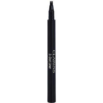Clarins Eye Make-Up 3-Dot Liner oční linky odstín Black  0,7 ml