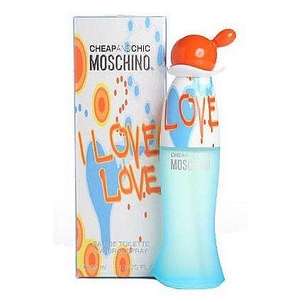 MOSCHINO I LOVE LOVE EdT Vapo 50ml