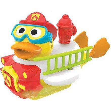 Yookidoo Kreativní plavací kachna - Hasič