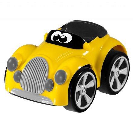 Autíčko Turbo Team Henry - žluté
