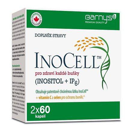 Barny's InoCell™ 2x60 kapslí