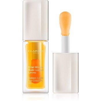 Clarins Lip Make-Up Instant Light vyživující péče na rty odstín 01 Honey 7 ml