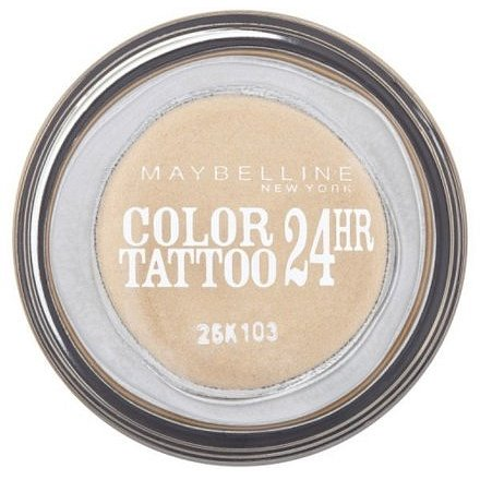Maybelline Color Tattoo 24h oční stíny 5 Eternal Gold 4 g
