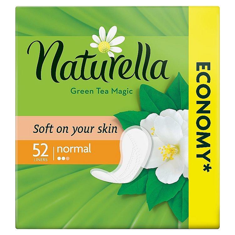 Naturella intimky Normal Green Tea 52 ks