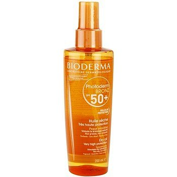 BIODERMA Photoderm BRONZ Olej SPF 50+ 200 ml