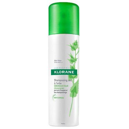 KLORANE Ortie suchý šampon pro mastné vlasy