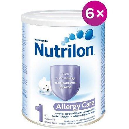 Nutrilon 1 Allergy Care 450g 6-pack