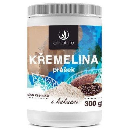 Allnature Křemelina Kakao 300 g