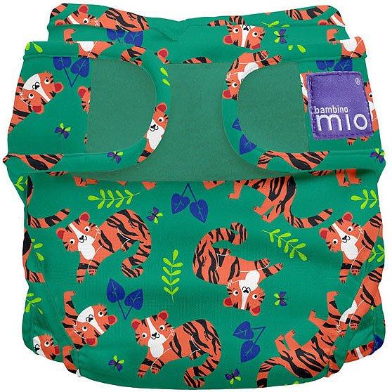 Bambino Mio Miosoft plenkové kalhotky Tiger Tango 9-15kg