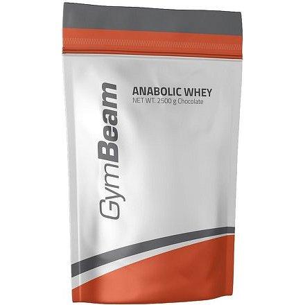 GymBeam Anabolic Whey vanilla 2500g