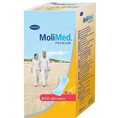 Inkontinenční vložky MoliMed Premium Ultra Micro 2x28ks