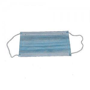 5x Ústenka - rouška chirurgická s gumičkami Steriwund