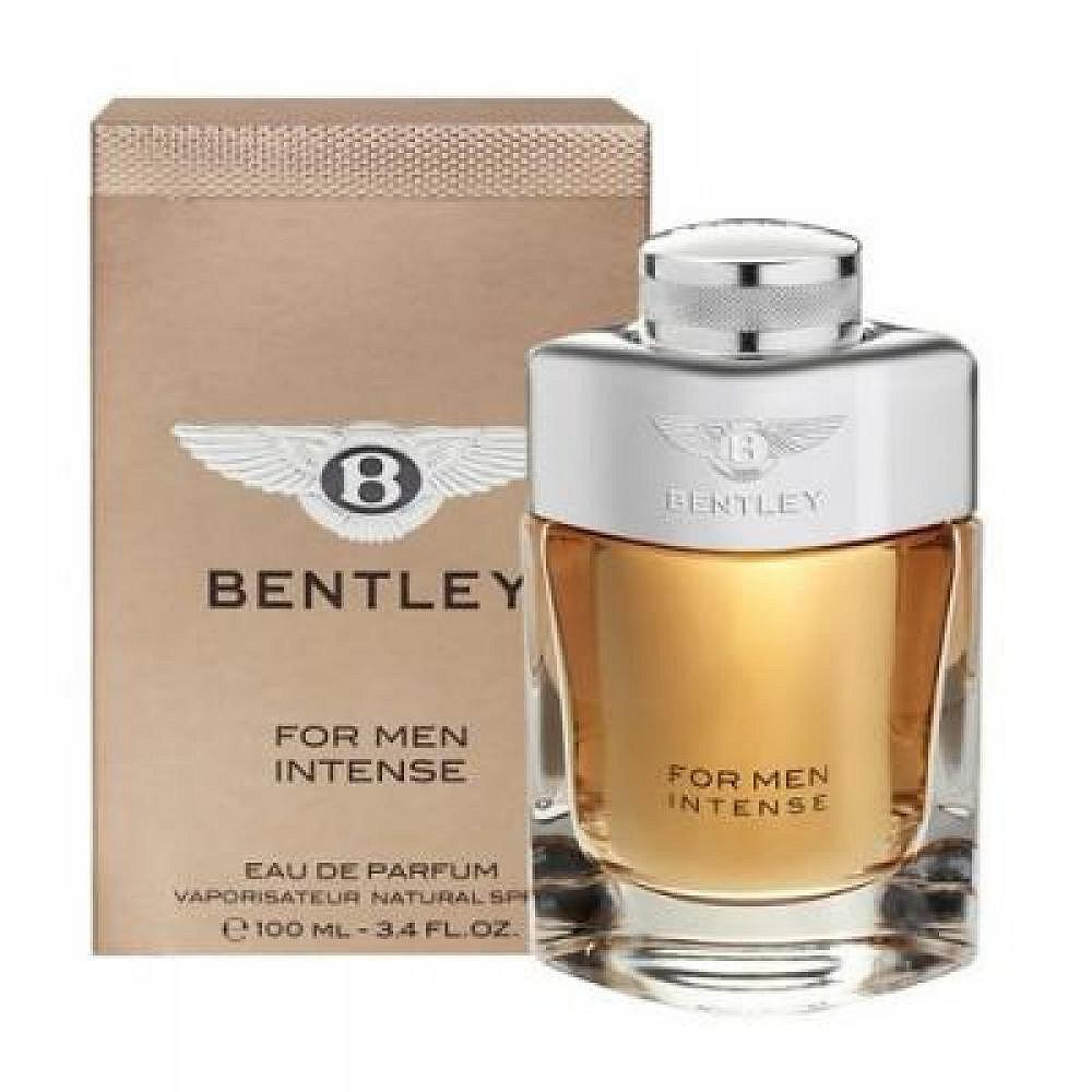BENTLEY Bentley for Men Intense – Parfémovaná voda pro muže 100 ml, poškozený obal
