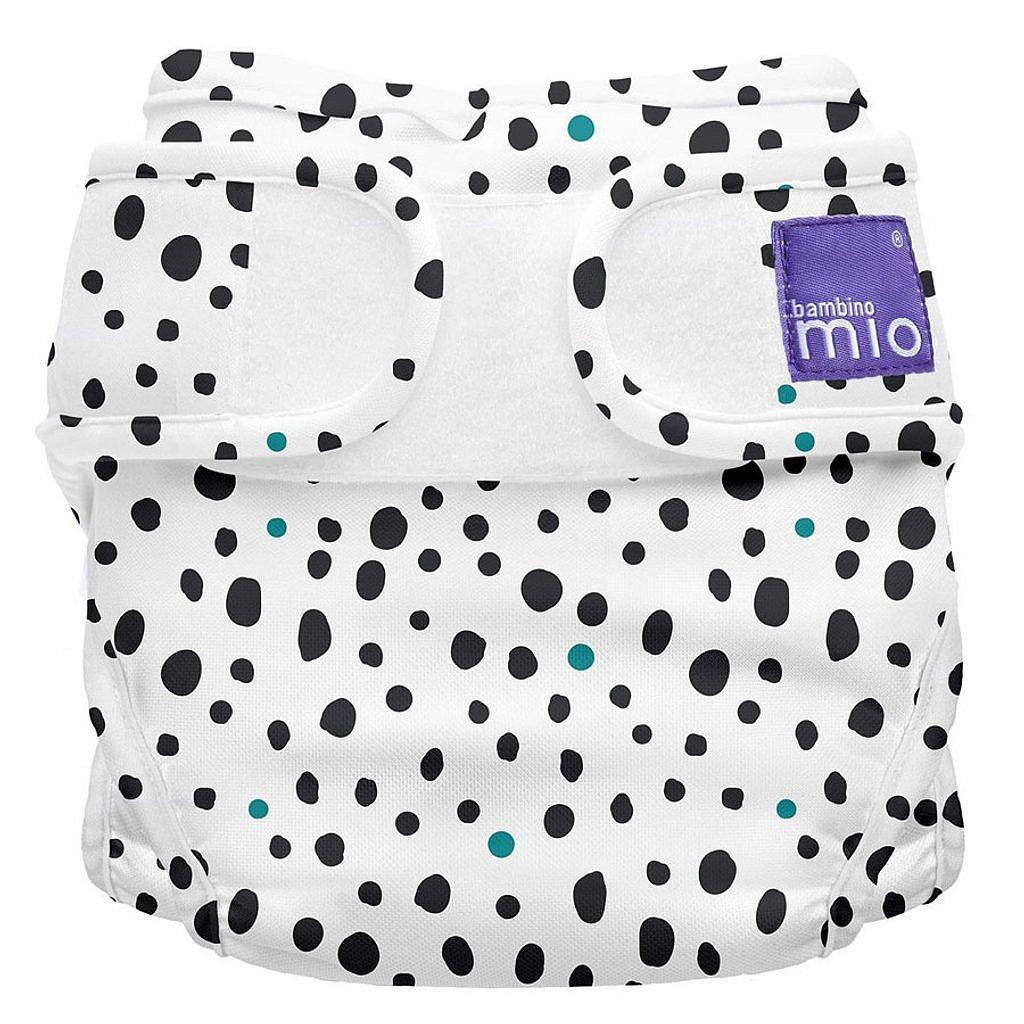 Bambino Mio Miosoft plenkové kalhotky Dalmatian Dots 3-9kg