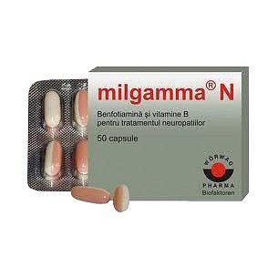 Milgamma N perorální orální tobolky měkké 50