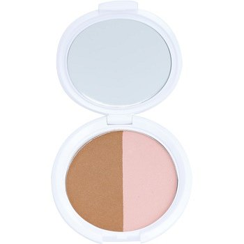 NYX Professional Makeup Bronzer & Blusher Combo bronzer a tvářenka 2 v 1 odstín 03 Marbella 10 g