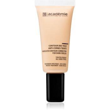 Academie All Skin Types krémový korektor proti kruhům pod očima 20 ml