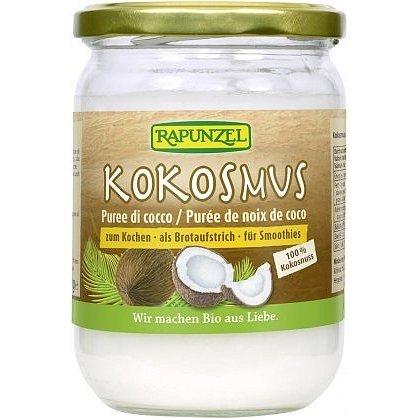 100% kokosová pasta Rapunzel 500g