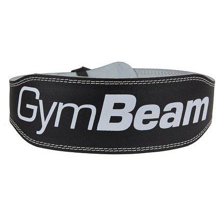 Fitness opasek Ronnie GymBeam black – velikost XXL