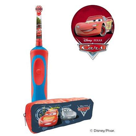 Oral-B Vitality Kids Cars + penál