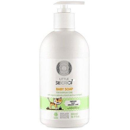 Dětské krémové mýdlo pro každodenní péči 500ml