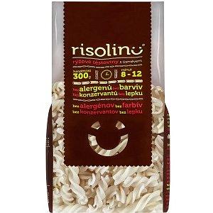 Rýžové bezlepkové těstoviny RISOLINO Premium fusilli 300g