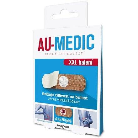 AU-MEDIC blokátor bolesti 28ks
