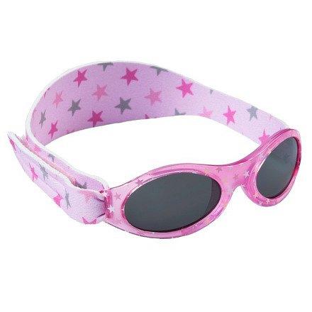 BabyBanz sluneční brýle Pink Star