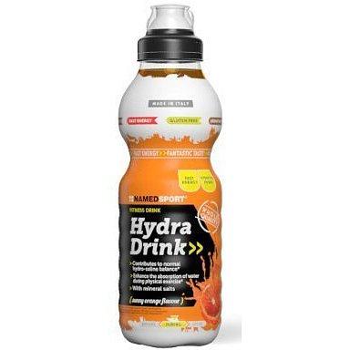 NAMEDSPORT, Hydra Drink, isotonický nápoj, 500ml, Sunny Orange