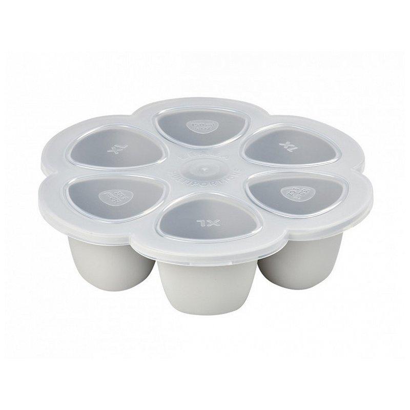 Beaba Multi-dávkovač na jídlo Šedý 6x150ml