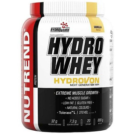 HYDRO WHEY, 800 g, vanilka