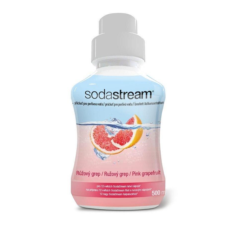 SODASTREAM Koncentrát příchuť Růžový grep 500 ml
