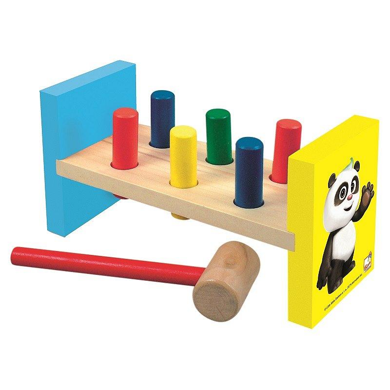 BINO Krtek a Panda zatloukačka