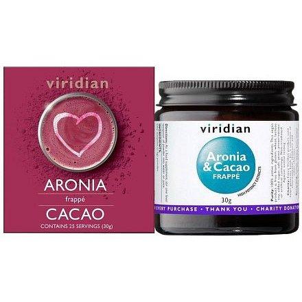 Aronia & Cacao Frappé 30g