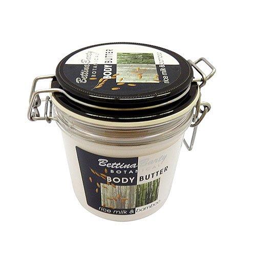 Bettina Barty Rice Milk & Bamboo Body Butter tělové máslo 400 ml