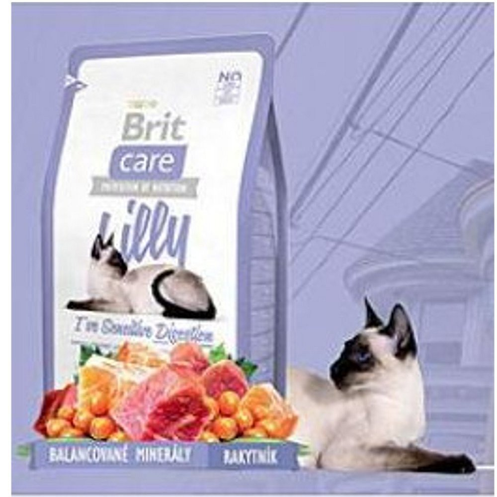 BRIT Care Cat Lilly I´ve Sensitive Digestion 400 g