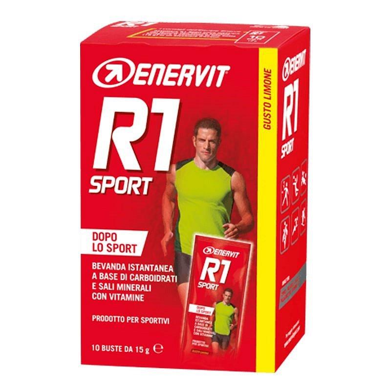 Enervit R1 Sport citron 10x15g