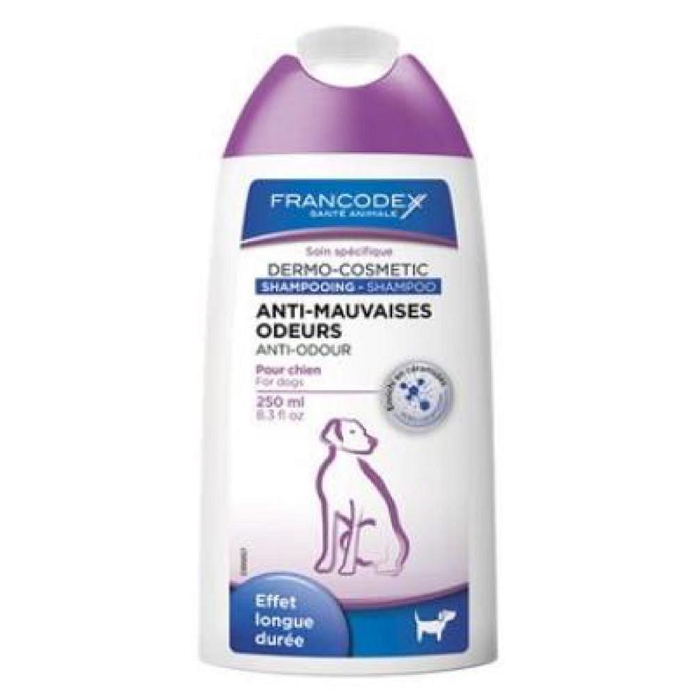 FRANCODEX Šampon proti zápachu pes 250 ml
