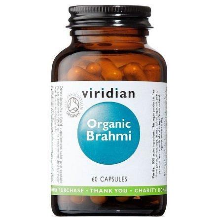 Brahmi 60 kapslí Organic