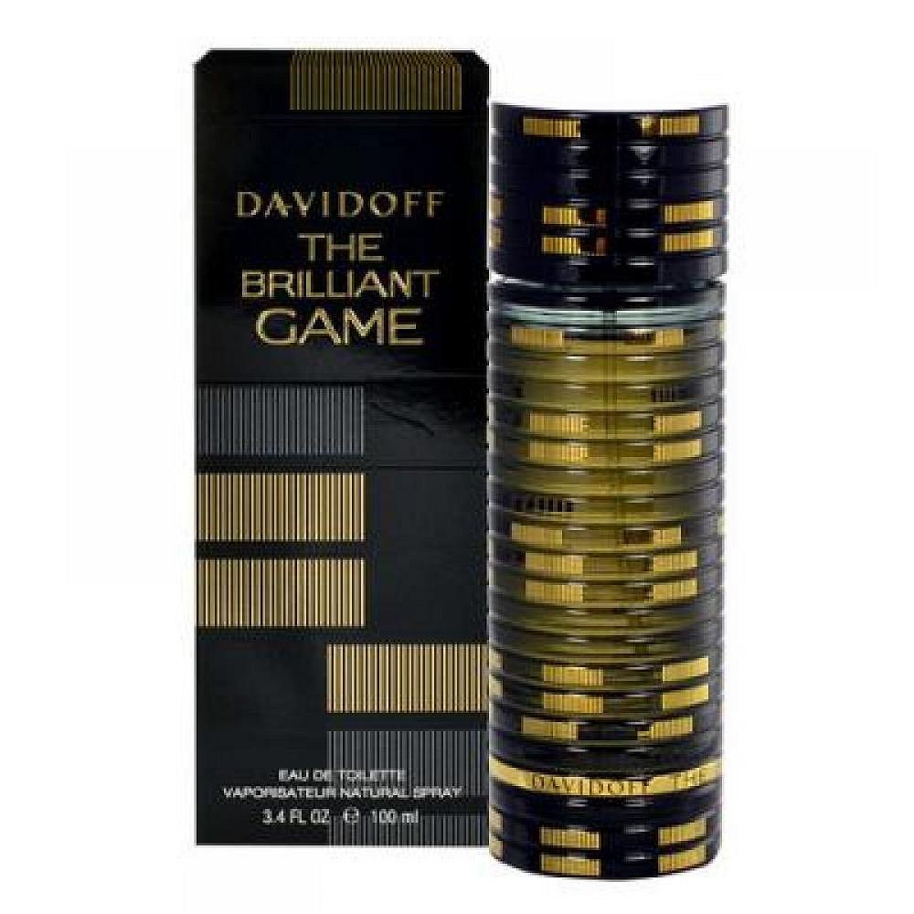 Davidoff The Brilliant Game Toaletní voda 100ml