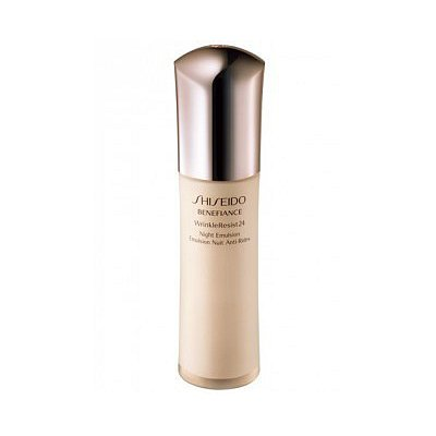 Shiseido Protivrásková noční emulze Benefiance WrinkleResist 24 75ml