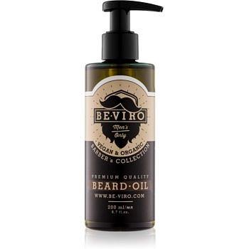 Be-Viro Men's Only Cedar Wood, Pine, Bergamot olej na vousy  200 ml