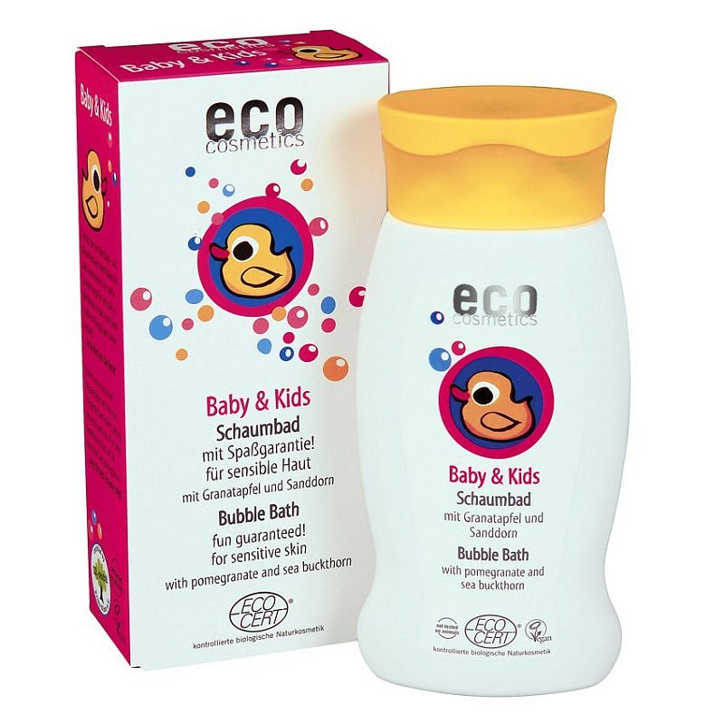 Eco Cosmetics Baby Dětská bublinková koupel BIO 200ml